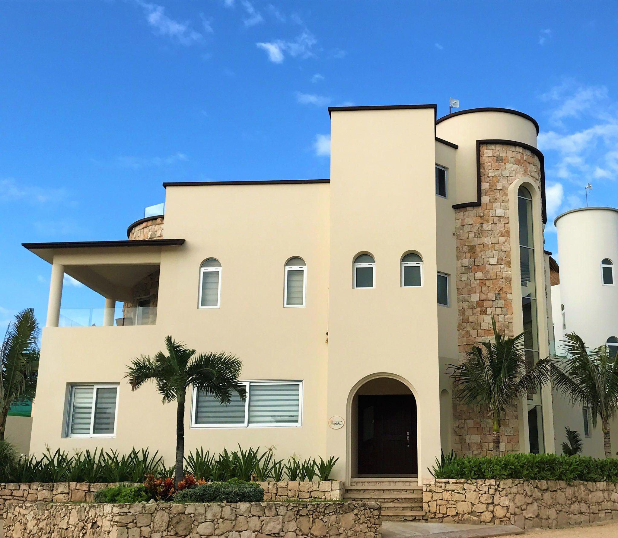 Isla Mujeres Vacation Rental Home Casa Elegante