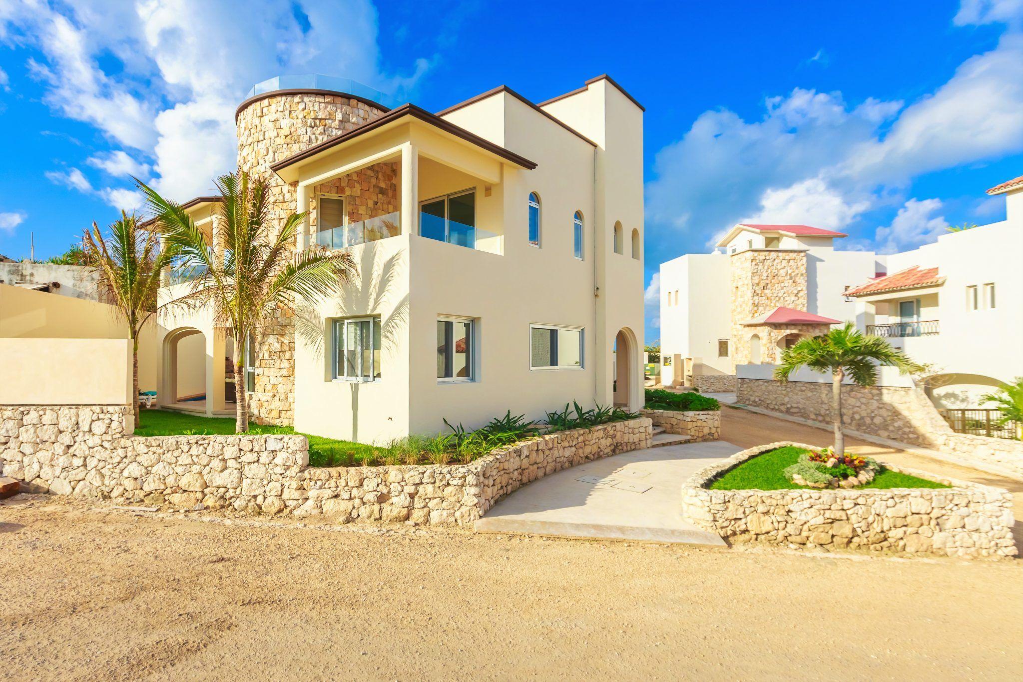 Isla Mujeres Vacation Rental Casa Elegante Luxury Home
